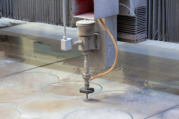 Water jet cutting systems