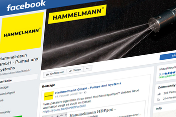 Hammelmann on social media